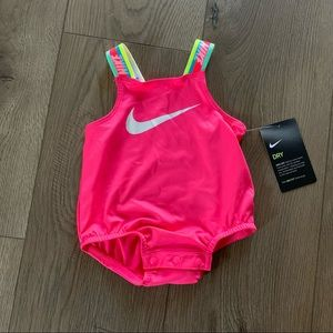 Infant Nike One Piece Swimsuit